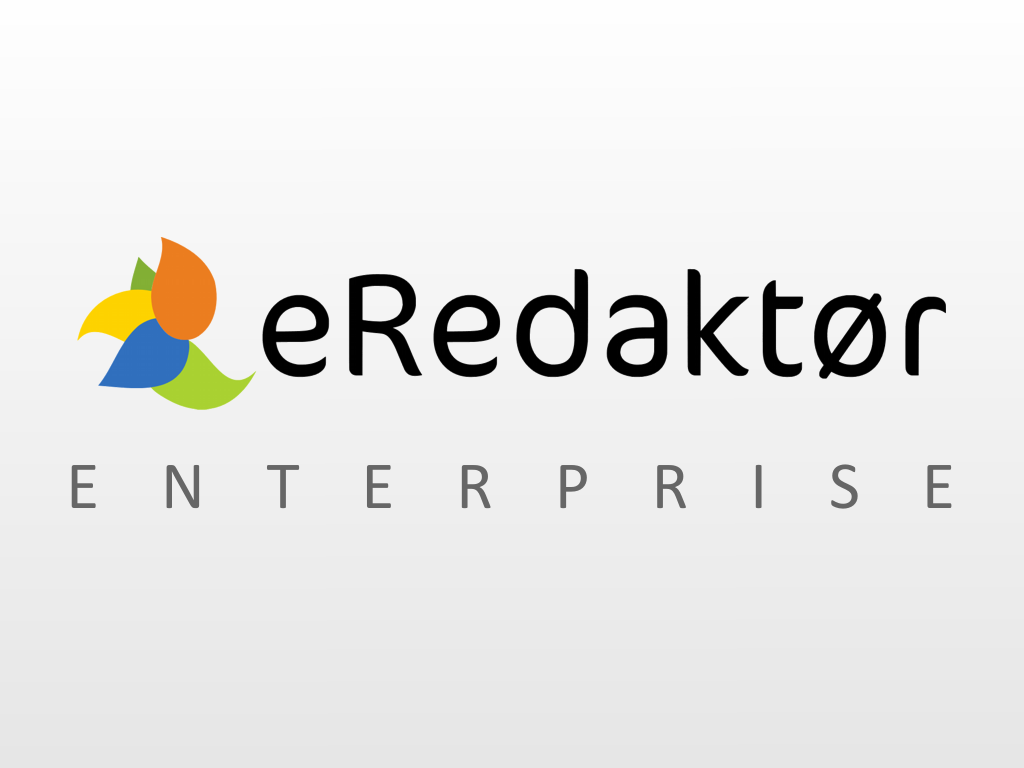 eRedaktør Enterprise